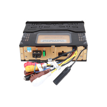 NavAtlas NA605BT Digital Powersports Media Receiver with a 600 Watt Digital Amplifier and Bluetooth