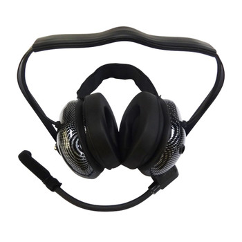 NavAtlas NB200 Behind the Head Style Powersports Headset