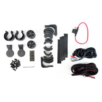 """NavAtlas NS35A - 35"""" 12 Speaker Powersports Soundbar with Built-in 200 Watt Class-D Amplifier"""