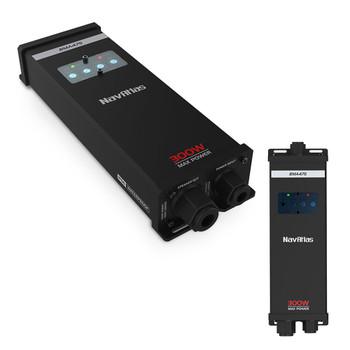 NavAtlas BMA475 IP66 Rated 300 Watt Marine and Powersports 4-Channel Amplifier