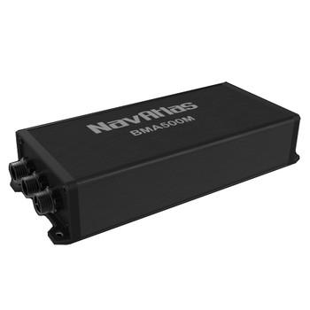 NavAtlas BMA5000M IP66 Rated Monoblock Powersports Amplifier, 500 Watts RMS x 1 at 2-Ohms