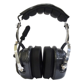 NavAtlas N0300 - Over the Head Powersports Style Headset for use with NavAtlas intercoms and radios