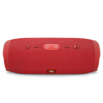 JBL Charge 3 Portable Bluetooth speaker - Red - Used Very Good