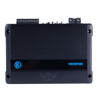 Memphis Audio VIV400.4 SixFive series 400 Watt RMS 4-Channel Amplifier