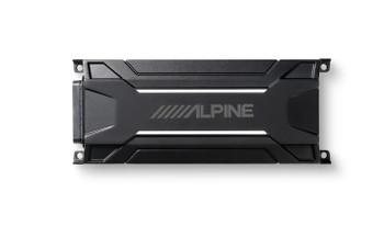 """Alpine ILX-W650 with Alpine KTA-30MW Mono and KTA-30FW 4-Channel Amps with S-SB10V 10"""" Loaded Enclosure"""