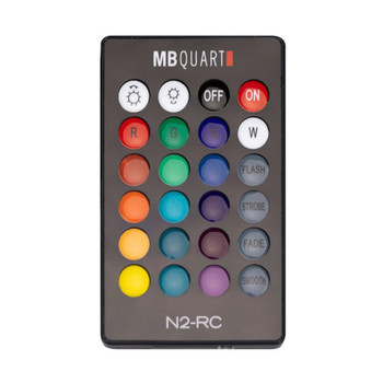 MB Quart N2-RC RGB Illumination Remote