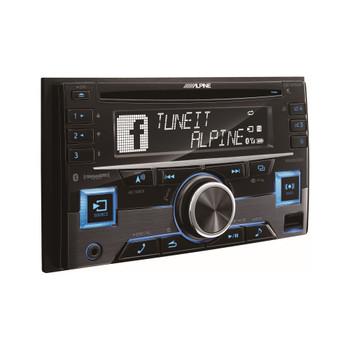 Alpine CDE-W265BT Advanced Bluetooth CD Radio Receiver - Used Very Good