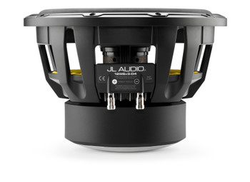 JL Audio 12W6v3-D4:12-inch (300 mm) Subwoofer Driver Dual 4 Ohm - Open Box