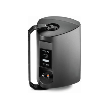 "Focal 100 OD6 6.5"" Outdoor Loudspeaker, IP66 Rated - BLACK - Open Box"
