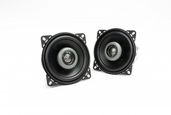MB Quart Formula 3.5 inch 2-way coaxial car speakers - Open Box