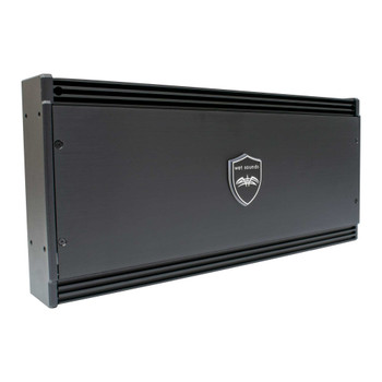 Wet Sounds Sinister SDX2500 1-Channel 2500 Watt RMS Subwoofer Amplifier - Used Good