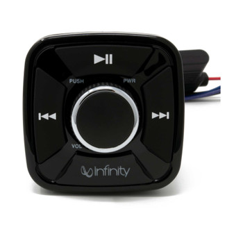 Infinity INF-BC4 Bluetooth Receiver / Controller with Rotary control - Used Very Good