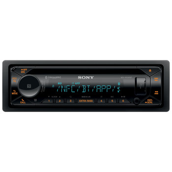 Sony MEX-N5300BT CD Receiver with BLUETOOTH Wireless Technology - Open Box