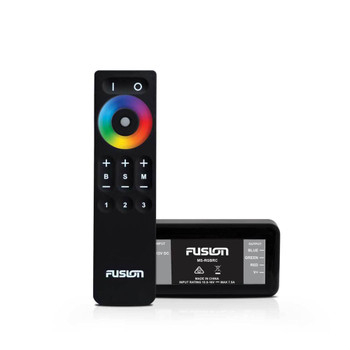 Fusion Entertainment MS-RGBRC RGB Lighting Control Module With Wireless Remote Control