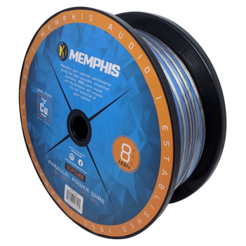 Memphis Audio 8GPG100 MXA 8AWG Parallel Power And Ground