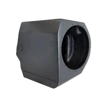 SSV Works GN-UD10U Polaris General Under Dash Subwoofer Enclosure Unloaded