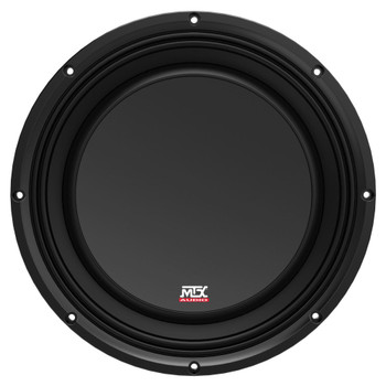 "MTX Audio 3510-04S 35-Series 10"" 300W RMS 4-Ohm Shallow Mount Subwoofer"
