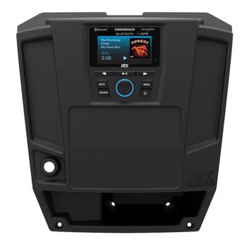 MTX Audio MUDRNGRDK Dash Kit for Mounting AWMC3 in 2014+ Polaris Ranger Vehicles