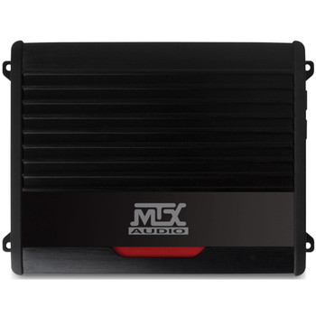 MTX Audio THUNDER500.1 Thunder Series 500W x 1 @ 2-Ohm Class D Mono Block Amplifier