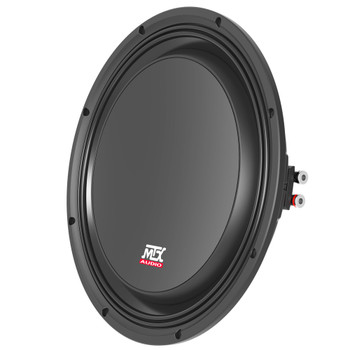 "MTX Audio 3512-04S 35-Series 12"" 300W RMS 4-Ohm Shallow Mount Subwoofer"