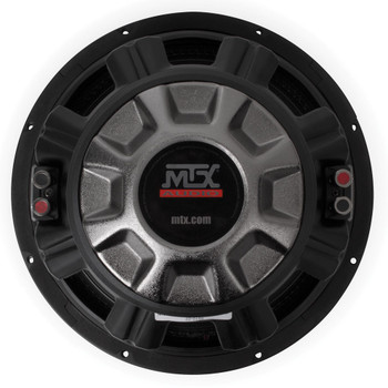 """MTX Audio 5510-22 55-Series 10"""" 400W RMS Dual 2-Ohm Subwoofer"""