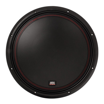 """MTX Audio 5515-22 55-Series 15"""" 400W RMS Dual 2-Ohm Subwoofer"""