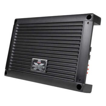 MTX Audio XTHUNDER125.4 XTHUNDER Series 125W x 4 @ 2-Ohm Class A/B 4-Channel Amplifier