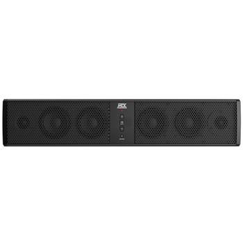 MTX Audio MUD6SP Universal 6-Speaker Powersports Sound Bar, Non-Bluetooth