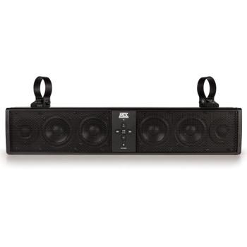 MTX Audio MUD6SPBT Universal 6-Speaker Powersports Sound Bar With Bluetooth Receiver
