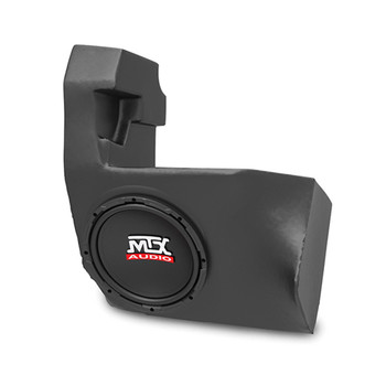 """MTX Audio CANAM-10 Amplified 10"""" Subwoofer Enclosure - Compatible With Select 2014+ Can-Am Maverick and Commander Vehicles"""
