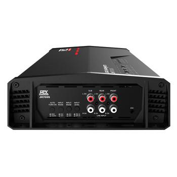MTX Audio JH7005 Jackhammer Series 90W x 4 & 450W x 1 @ 2-Ohm Full Range Class D 5-Channel Amplifier