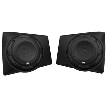 """MTX Audio RNGRPOD65 6.5"""" Dash Mount All-Weather Speaker Pods, 75-Watts RMS, 4Ω - Pair, Compatible With Select 2014+ Polaris Ranger Models"""