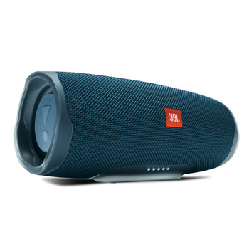 JBL CHARGE4 Blue Waterproof portable Bluetooth speaker with 20 hours of playtime