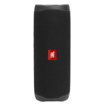JBL Flip 5 full-featured waterproof portable Bluetooth speaker with surprisingly powerful sound - Black