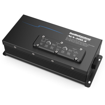 AudioControl ACX-300.4 4-channel Powersports/Marine Amplifier — 50 watts RMS x 4