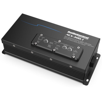 AudioControl ACX-300.1 Mono Powersports/Marine Amplifier — 300 watts RMS x 1 at 2 ohms