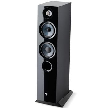 Focal Chora 816 2.5-way bass reflex floorstanding loudspeaker, Black, Sold Individually