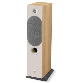 Focal Chora 816 2.5-way bass reflex floorstanding loudspeaker, Light Wood, Sold Individually