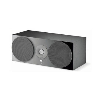 Focal Chora Center 2-Way Sealed Center Loudspeaker, Black, Sold Individually