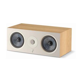 Focal Chora Center 2-Way Sealed Center Loudspeaker, Light Wood, Sold Individually