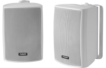 Fusion MS-OS420 Marine Compact Box Speakers (Pair)