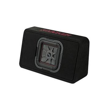 """Kicker 46TL7T82 TL7T 8"""" (20cm) Solo-Baric Subwoofer in Thin Profile Enclosure, 2-Ohm, 350 Watt - Open Box"""