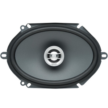 "PowerBass OE-682 - 6x8"" Coaxial Speakers 2-Ohm - Pair"