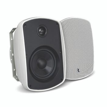 """Russound 5B45B 4"""" 2-Way OutBack Indoor/Outdoor Speakers"""