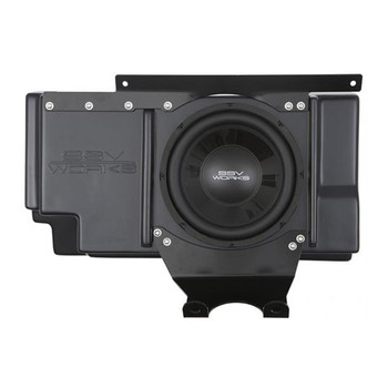 "SSV Works WP-RZ3BS10 Polaris RZR 1000 Back Seat Weather Proof 10"" Amplified Subwoofer"