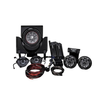 SSV Works X3-3K 2017-2018 CanAm X3 Complete Kicker 3-Speaker Plug-and-Play System