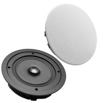 "Wet Sounds Venue Series 6.5"" Shallow Mount Ceiling Speakers, Pair"
