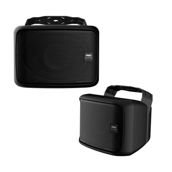 Wet Sounds Venue Series Pro Package with Two Subwoofers, Two HLCD 6x9 Speakers, Amplifier and Enclosure