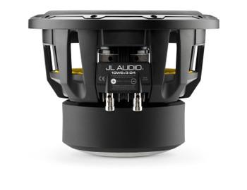 JL Audio 10W6v3-D4: 10-inch (250 mm) Subwoofer Driver Dual 4 Ω
