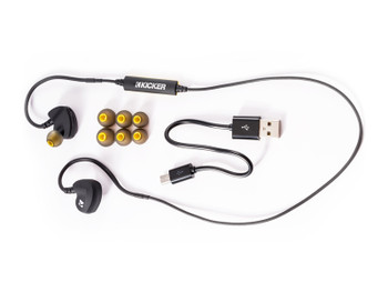 Kicker 43EB300BTB Sports Earbuds